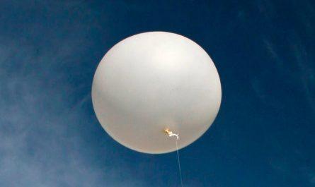¿Cómo funcionan los globos meteorológicos?