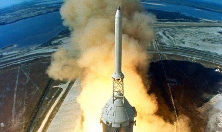 Historia de la carrera espacial