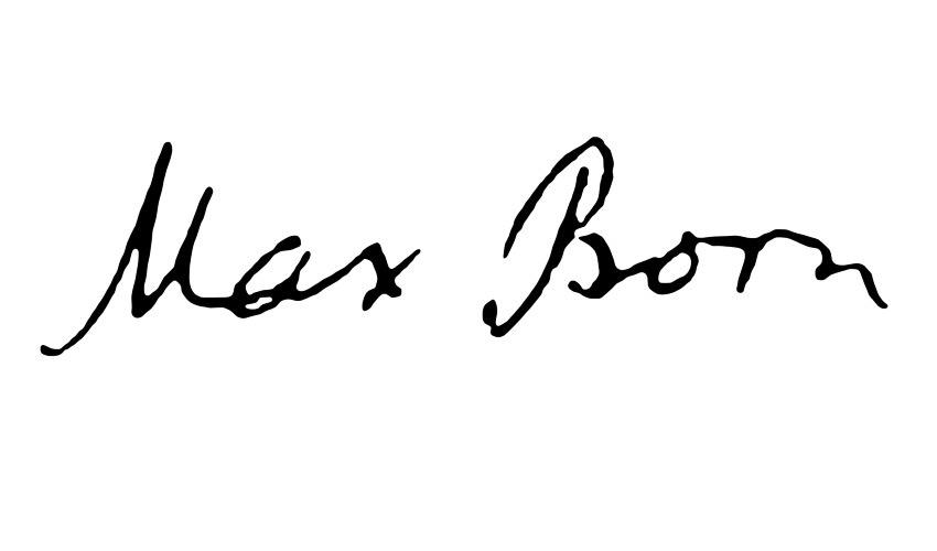Max Born: el genio de la mecánica cuántica
