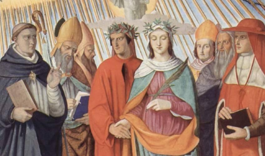 Resumen de La Divina comedia, de Dante Alighieri