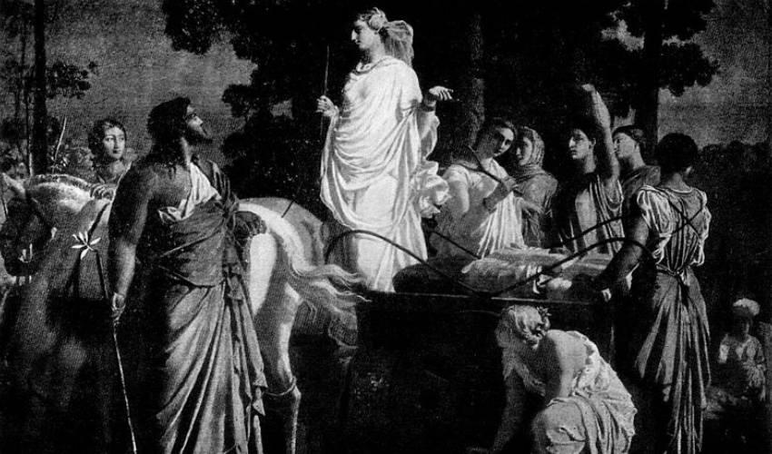 Resumen de La Odisea de Homero